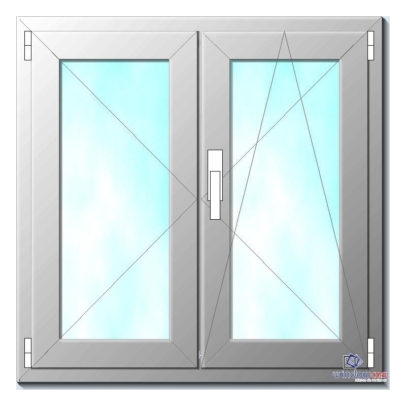 Ventanas de pvc online materiales de construcci n para for Ventanas de aluminio baratas online