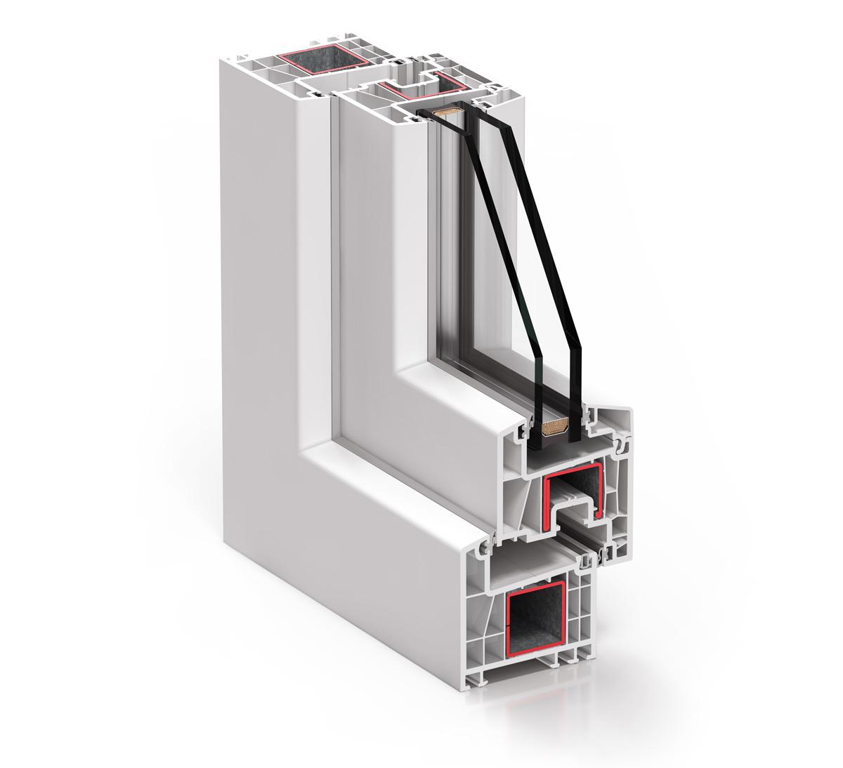 PVC cortizo A70 detalle