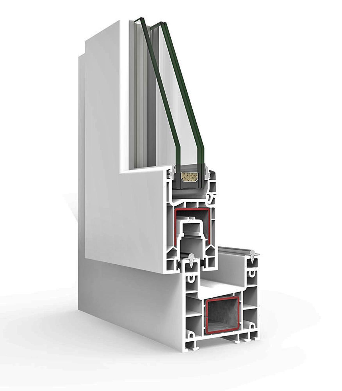 PVC cortizo A70 detalles